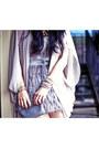 Periwinkle-feather-gracia-skirt-silver-corset-topshop-dress