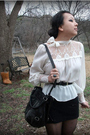 White-vintage-shirt-f21-skirt-random-belt-the-sak-purse-tabio-tights-a