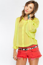 Lemon-cotton-candy-blouse