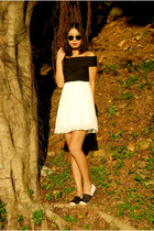 SOMETHING BORROWED dress - Koumi Koumi flats