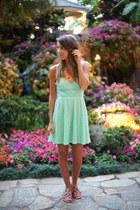 August Wrinkle dress