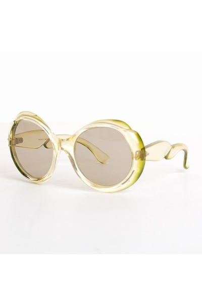 olive green vintage sunglasses