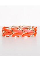 Orange-vintage-bracelet