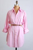 Pink-vintage-ralph-lauren-shirt