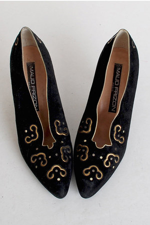 Vintage Maud Frizon shoes