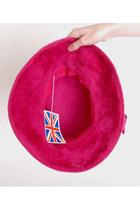 Hot Pink Vintage Hats