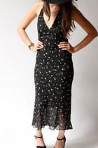 Black-avant-dress
