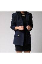 Navy-talbots-petite-blazer
