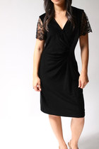 black Robbie Bee dress