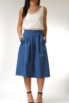Aquascutum-of-london-skirt