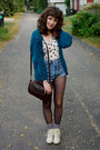 Crochet-wanted-boots-super-cozy-handmade-cardigan