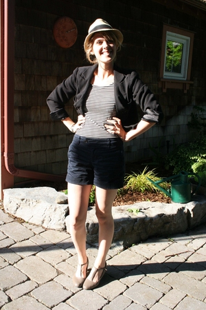 Forever21 - H&M top - Gap shorts - shoes - Urban Outfitters