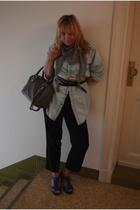 Diesel shirt - H&M belt - Zara belt - H&M - H&M -