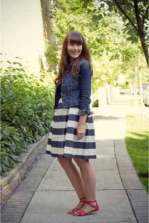 H&M skirt - Corilynn skirt - H&M sandals