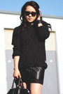 Black-hurley-sweater-black-emile-tote-alexander-wang-bag
