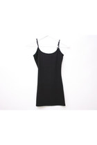 VERYBASIC Long Seamless Tank Top (White,Black)