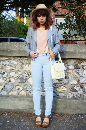 Topshop jeans - Top Shop jacket