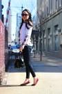 White-rainboots-burberry-boots-black-hudson-jeans