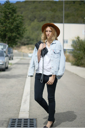 Sfera hat - Zara jeans - Levis jacket