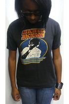 vintage Michael Jackson T-shirt