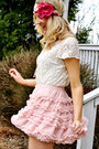 Petticoat-skirt