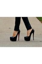 none heels