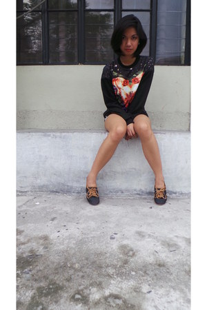 Merde MNL sweater - tomboy shoes sm department store shoes