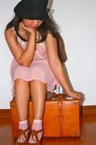 pink Charlotte Russe dress