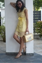 stella maccartney dress - etienne aigner shoes