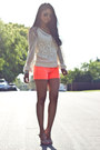 Neon-frayed-big-star-usa-shorts-knitted-vintage-jumper-unknown-bracelet