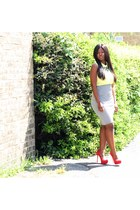 bodycon pencil skirt skirt