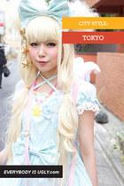 City Style: Tokyo Fashion