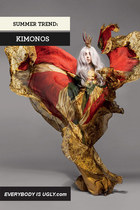 SUMMER TREND 2011: KIMONO GALORE