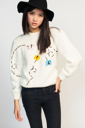 Alejandra quesada sweater