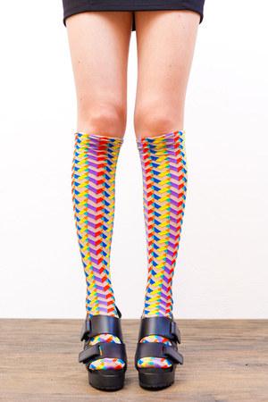 socks knee sock Ayam socks