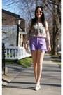 Amethyst-levis-shorts