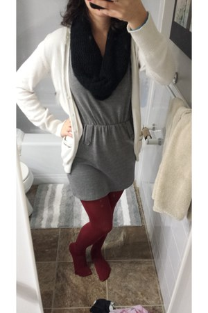 off white long cardigan Old Navy cardigan - silver unknown dress