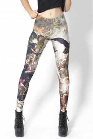 Wizards of the West leggings