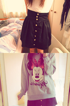 H&M skirt - H&M jumper