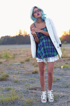 Summer Night Plaid