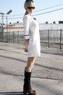 Dark-brown-maison-martin-margiela-boots-white-rag-bone-dress-black-by-male