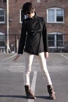 Vivienne Westwood Anglomania jacket - Twenty8Twelve pants - LD Tuttle boots