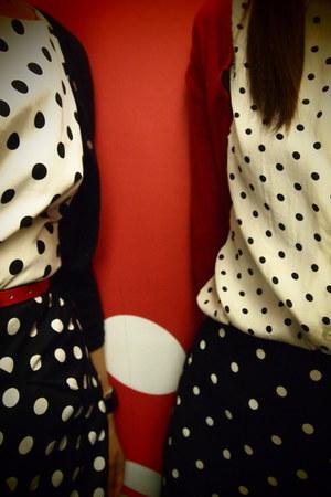 Hobbs top - polyester Hobbs skirt