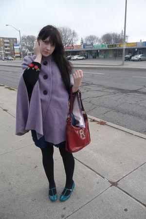 red vintage saddle bag etienne aigner accessories