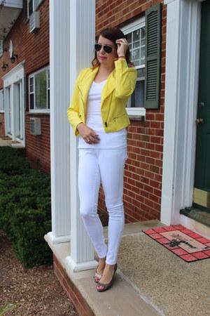 tidebuy blazer - Fergie shoes - Forever 21 jeans