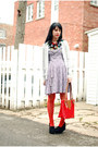 Black-vintage-dvf-vintage-dress-red-forever-21-tights-red-lilo-bag