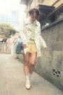 Ivory-cortesworks-coat-aquamarine-summer-knit-gu-sweater