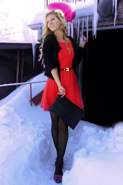 Find red dress black tights at ShopStyle. Shop the latest collection of red dress black tights from the most popular stores - all in one place.