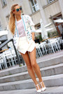 Sky-blue-choies-jacket-ivory-skort-choies-shorts