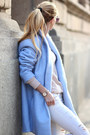 Light-blue-blue-lapel-coat-choies-coat-light-pink-ankle-boots-gido-boots